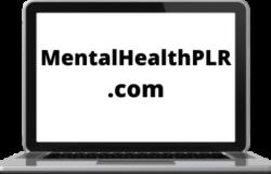 MentalHealthPLR.com