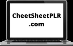 CheatSheetPLR.com