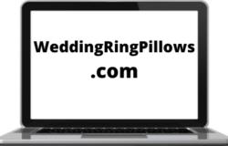 WeddingRingPillows,com